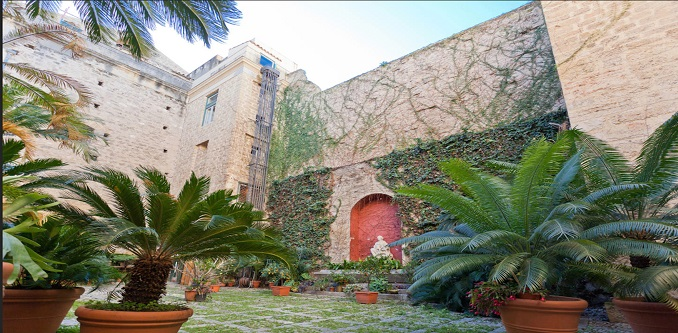 Palazzo Artale Holiday Homes