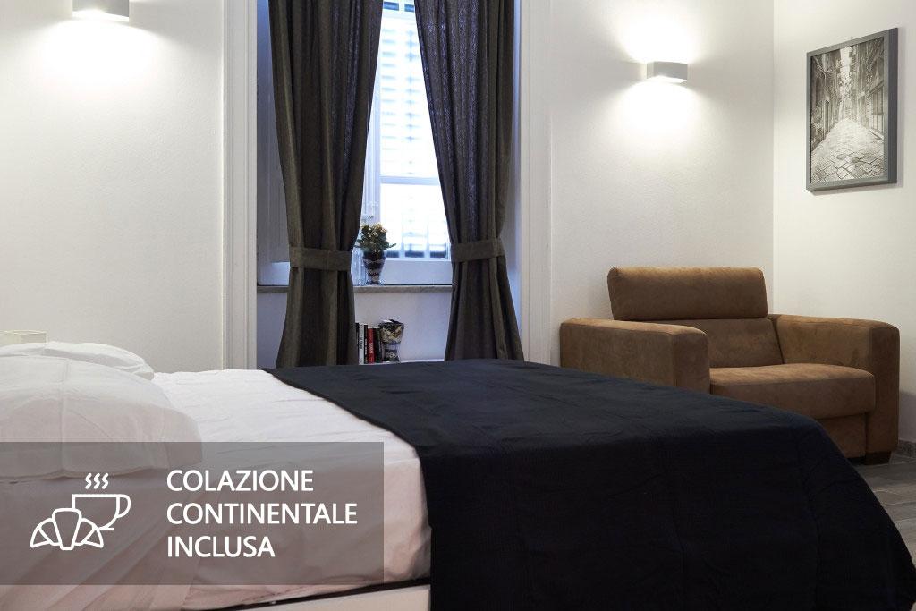 Immagine Appartamento Fiume - Palermo al centro