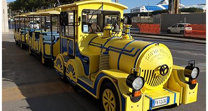 Immagine Trenini turistici su ruote