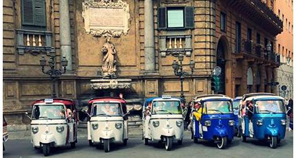 Immagine Ape Tour Palermo