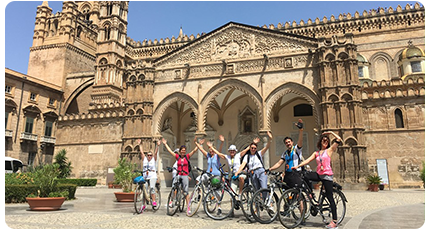 Immagine Cicloturismo Sicicla