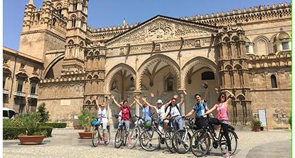 Cicloturismo Sicicla