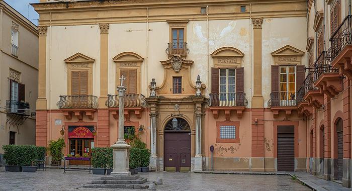 Palazzo Gangi Valguarnera