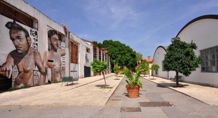 Cantieri Culturali alla Zisa - Zona Arti Contemporanee (ZAC)