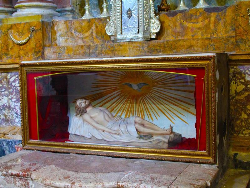 Oratorio della Carità di San Pietro