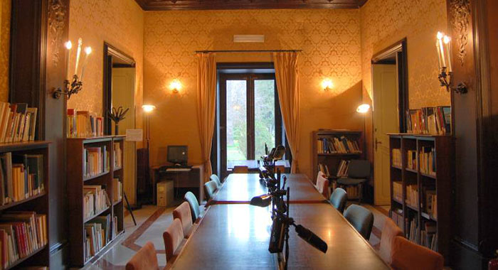 Biblioteca Comunale Villa Trabia