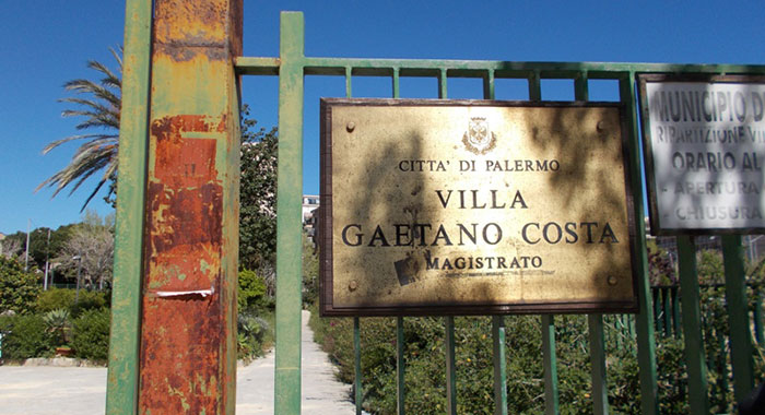 Villa Terrasi