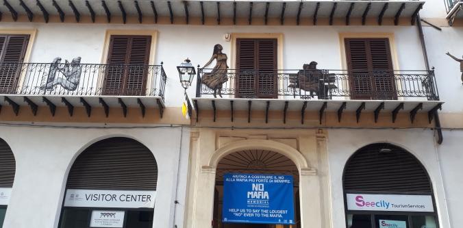 Palazzo Guli'- No Mafia Memorial