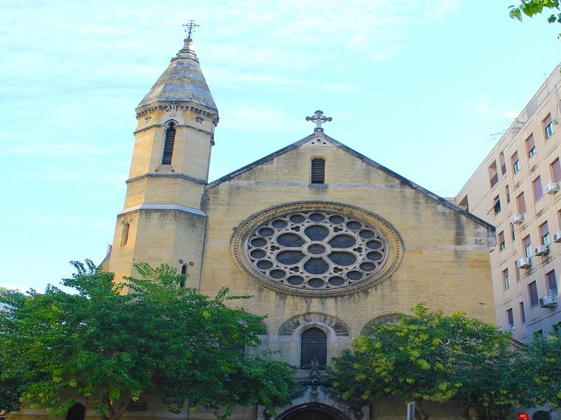 Chiesa della Santa Croce ( Holy Cross Anglican Church)