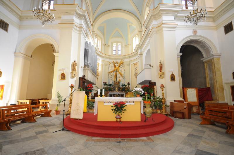Chiesa di San Nicolo' di Bari (all'Albergheria)