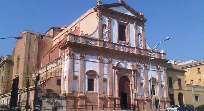 Chiesa della Madonna dei Rimedi dei Carmelitani Scalzi