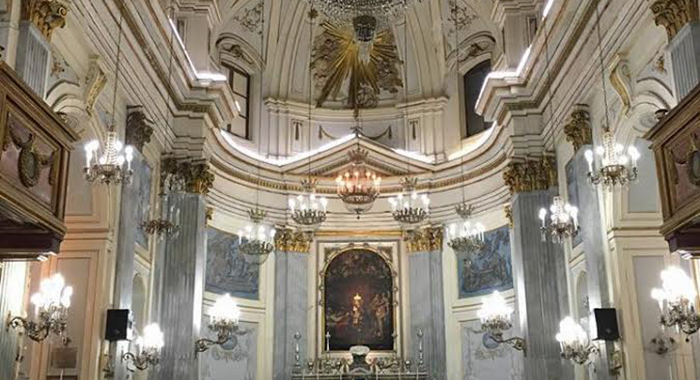 Chiesa di S. Maria degli Agonizzanti