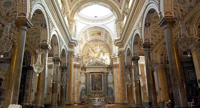 Chiesa di San Gioacchino (al Collegio Maria all'Olivella)