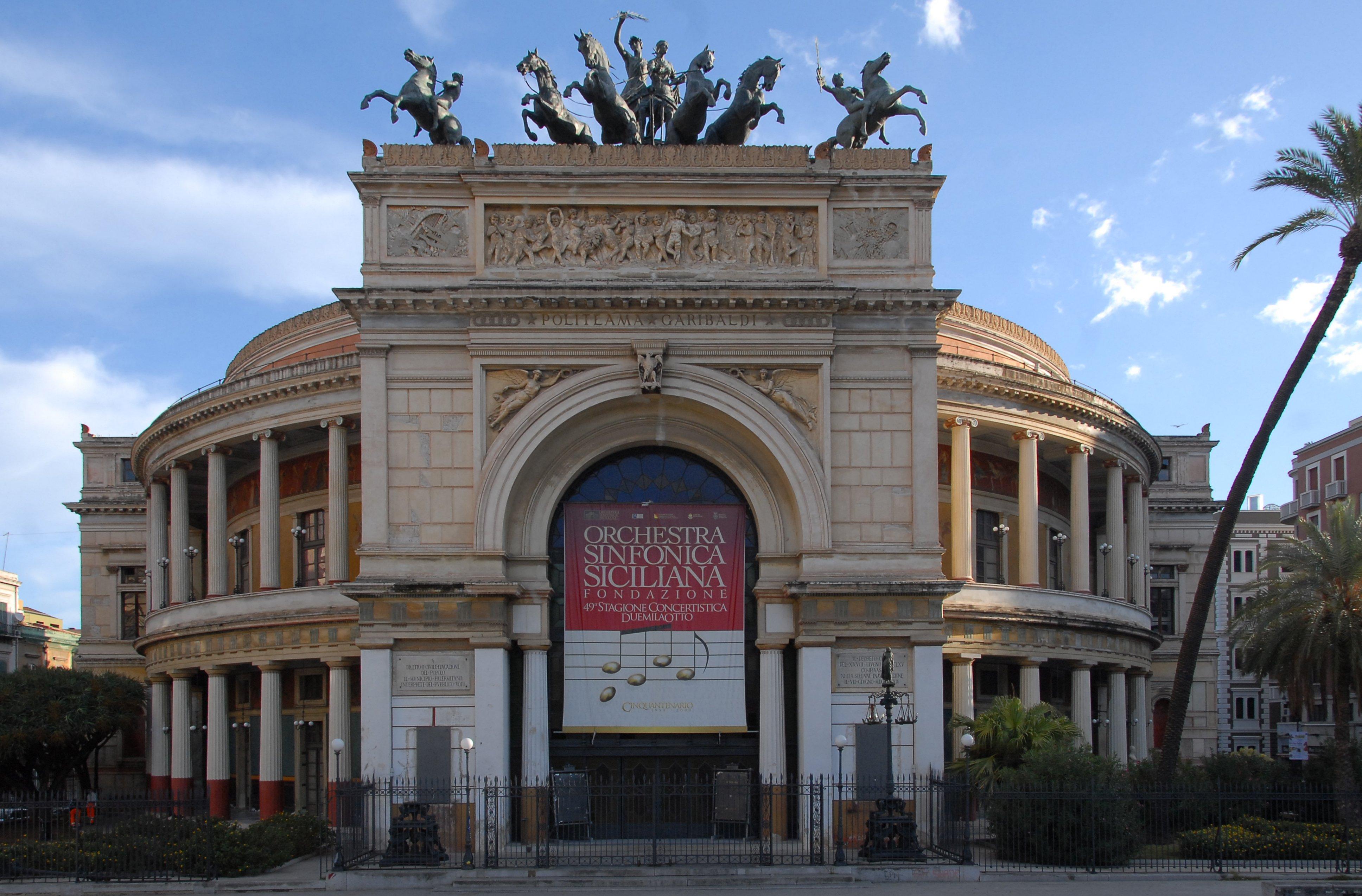 Immagine Teatro Garibaldi
