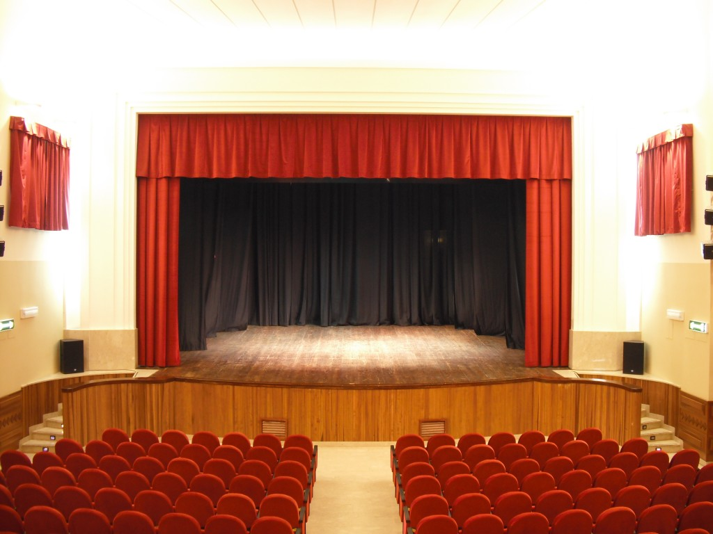 Immagine Teatro Savio