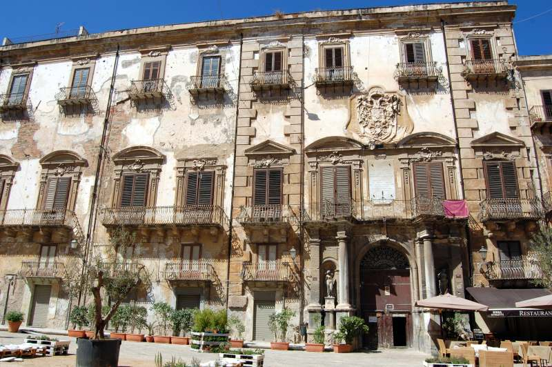 Immagine Palazzo Bologna di Villafranca Alliata