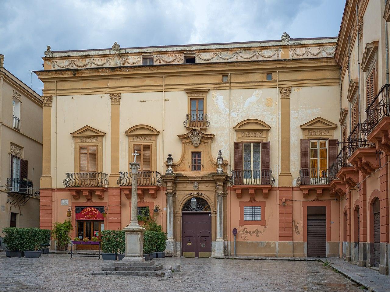 Palazzo Ganci Valguarnera