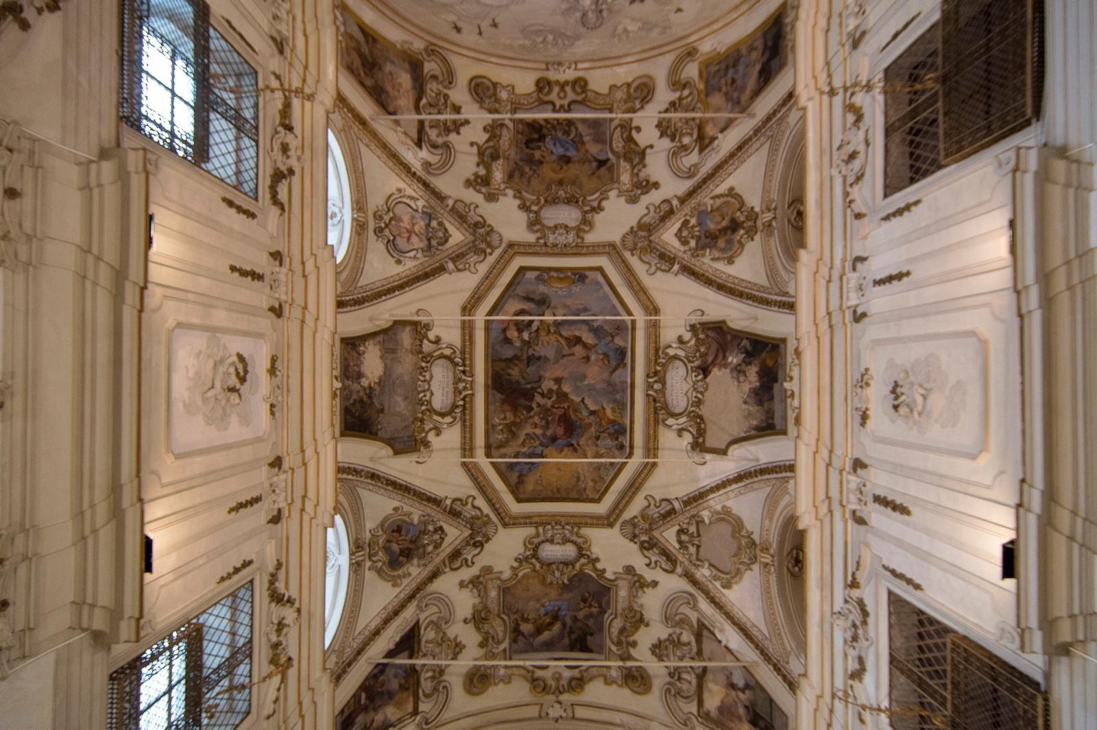 Immagine Chiesa della Madonna di Monte Oliveto o Badia Nuova