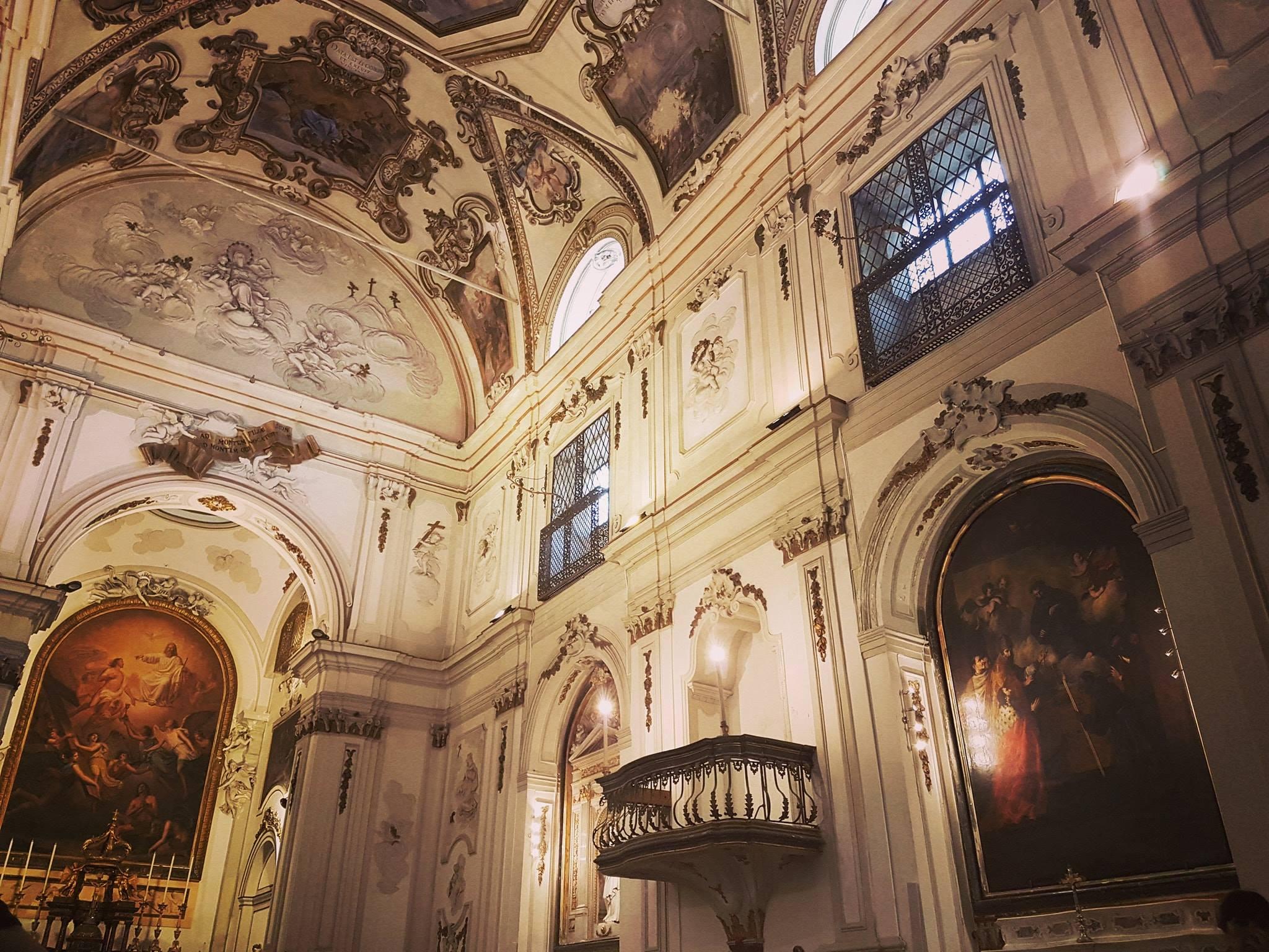 Chiesa della Madonna di Monte Oliveto o Badia Nuova