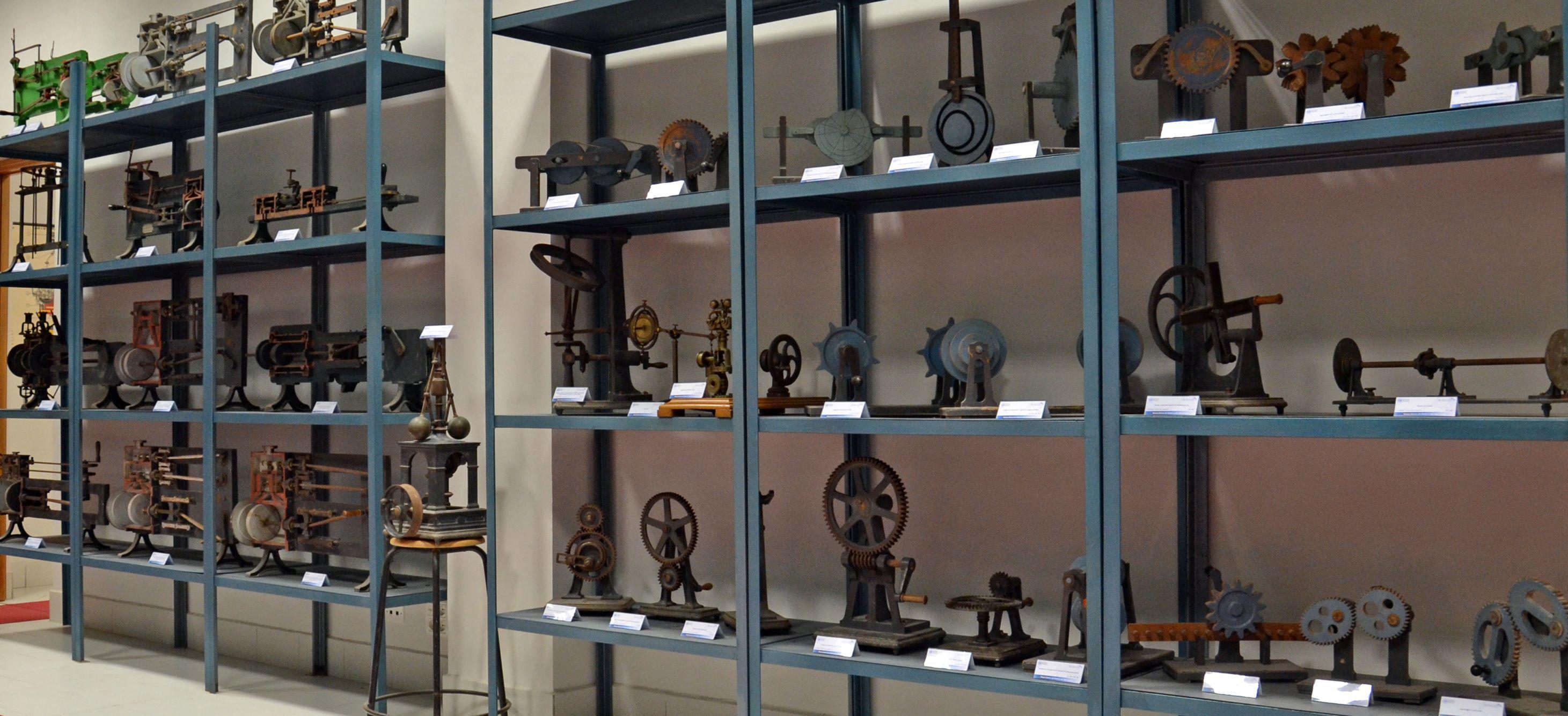 Immagine Museo Storico dei Motori e dei Meccanismi