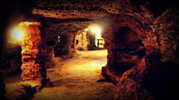 Immagine Catacombe Paleocristiane di Porta d'Ossuna