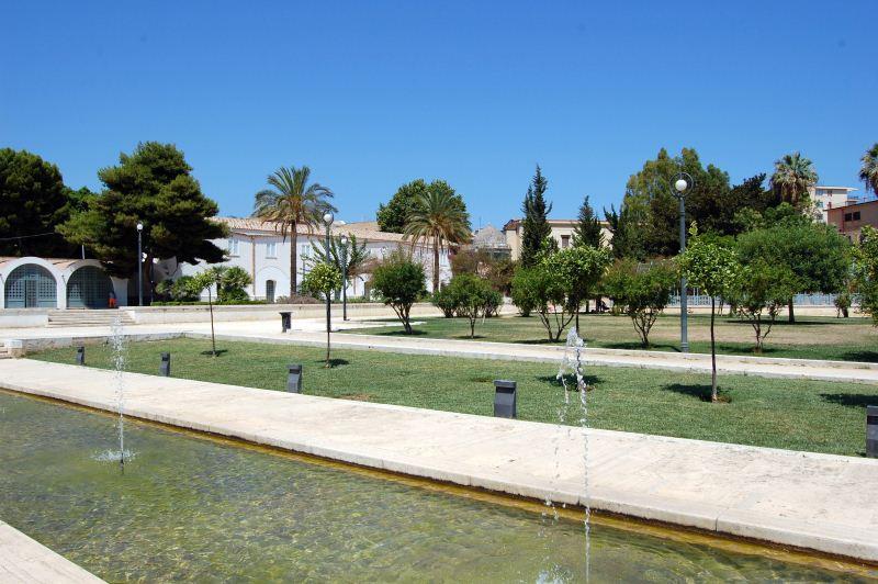 Parco e fontane