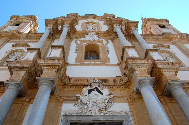 San Domenico facciata esterna 1