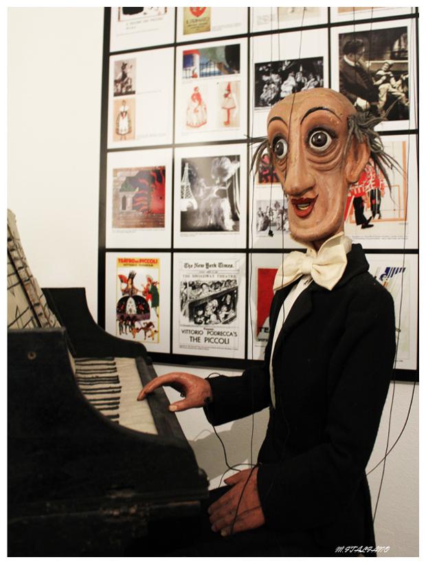 """Museo Internazionale delle Marionette """"A.Pasqualino""""  (M.I.M.A.)"""