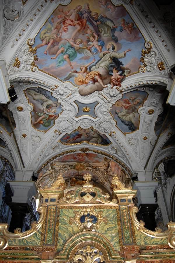 particolare soffitto ingresso 2