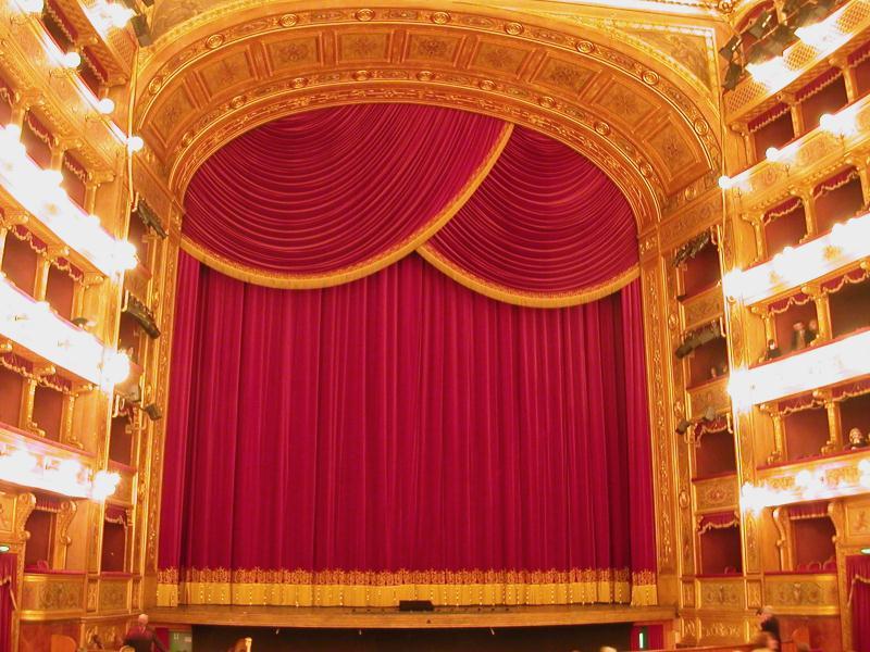 Immagine palco