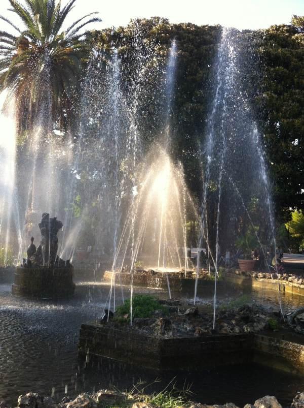 Immagine fontana