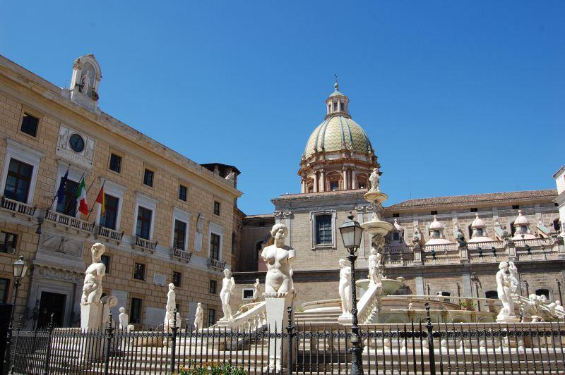 Immagine Fontana pretoria