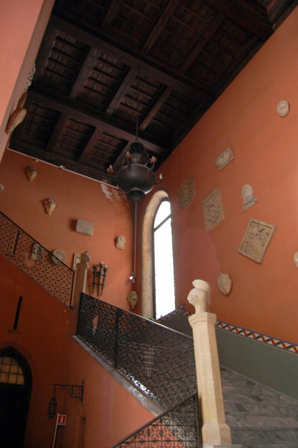 Palazzo Bologna di Villafranca Alliata