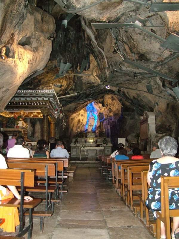 Immagine santuario interno