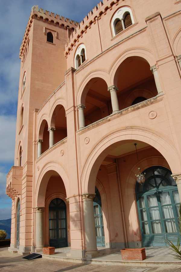 Immagine sezione del castello