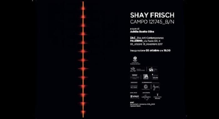 Shay Frisch - Campo 121745_B/N. Mostra allo ZAC