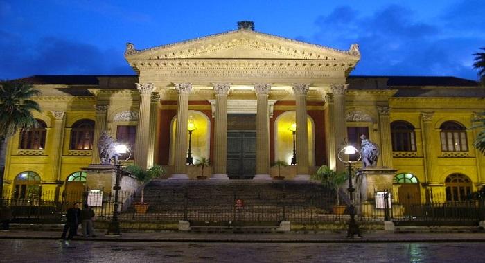 Concerto di Capodanno 2017 al Teatro Massimo