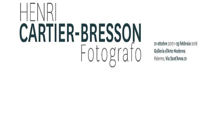 Henri Cartier Bresson Fotografo mostra alla GAM