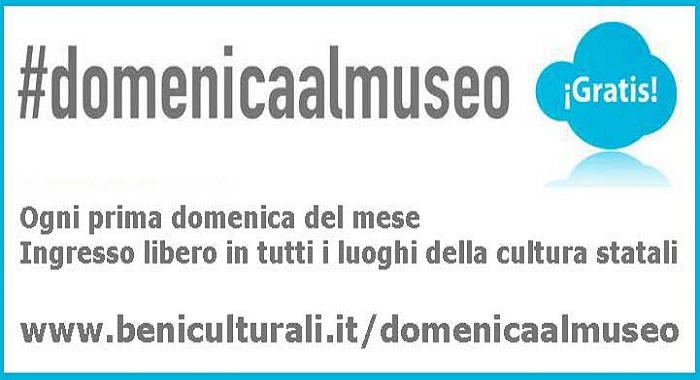 Domenica al Museo/Sunday at the Museum