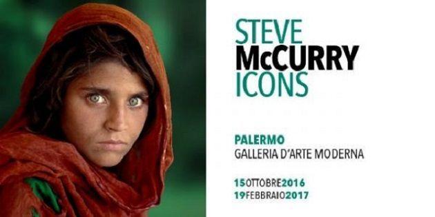 Icons: alla GAM le foto di Steve McCurry