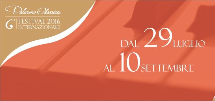 Palermo Classica 2016 - 6� Festival Internazionale
