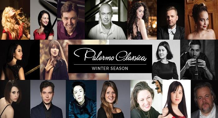 Palermo Classica Amare Chopin